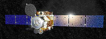 Solar B Telescope Spacecraft
