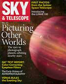 Sky & Telescope April Cover