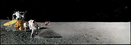 The Shot Seen 'Round the World - Alan Shepard, Apollo 14