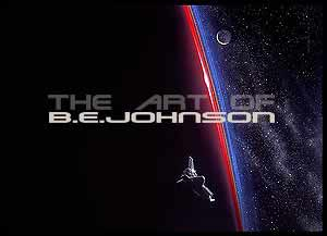 The Space and Astronomical Art of B.E.Johnson